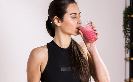 Tres batidos de proteína caseros y saludables