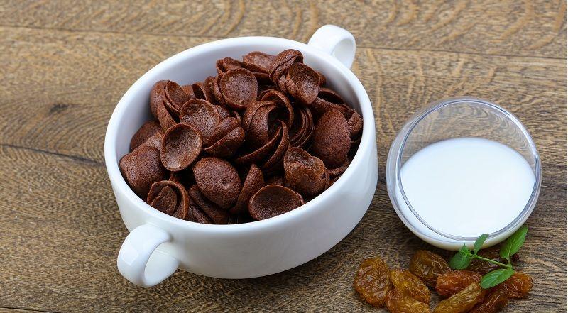 bowl de chocolate