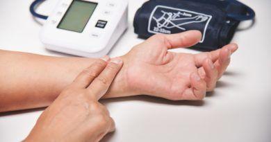 medir presión arterial