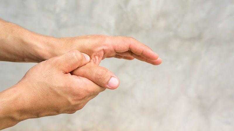 sintomas acromalgia