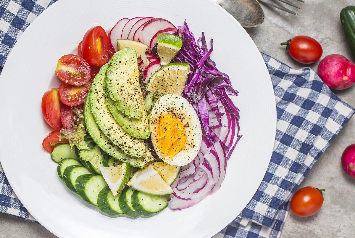 ensaladas más saludables