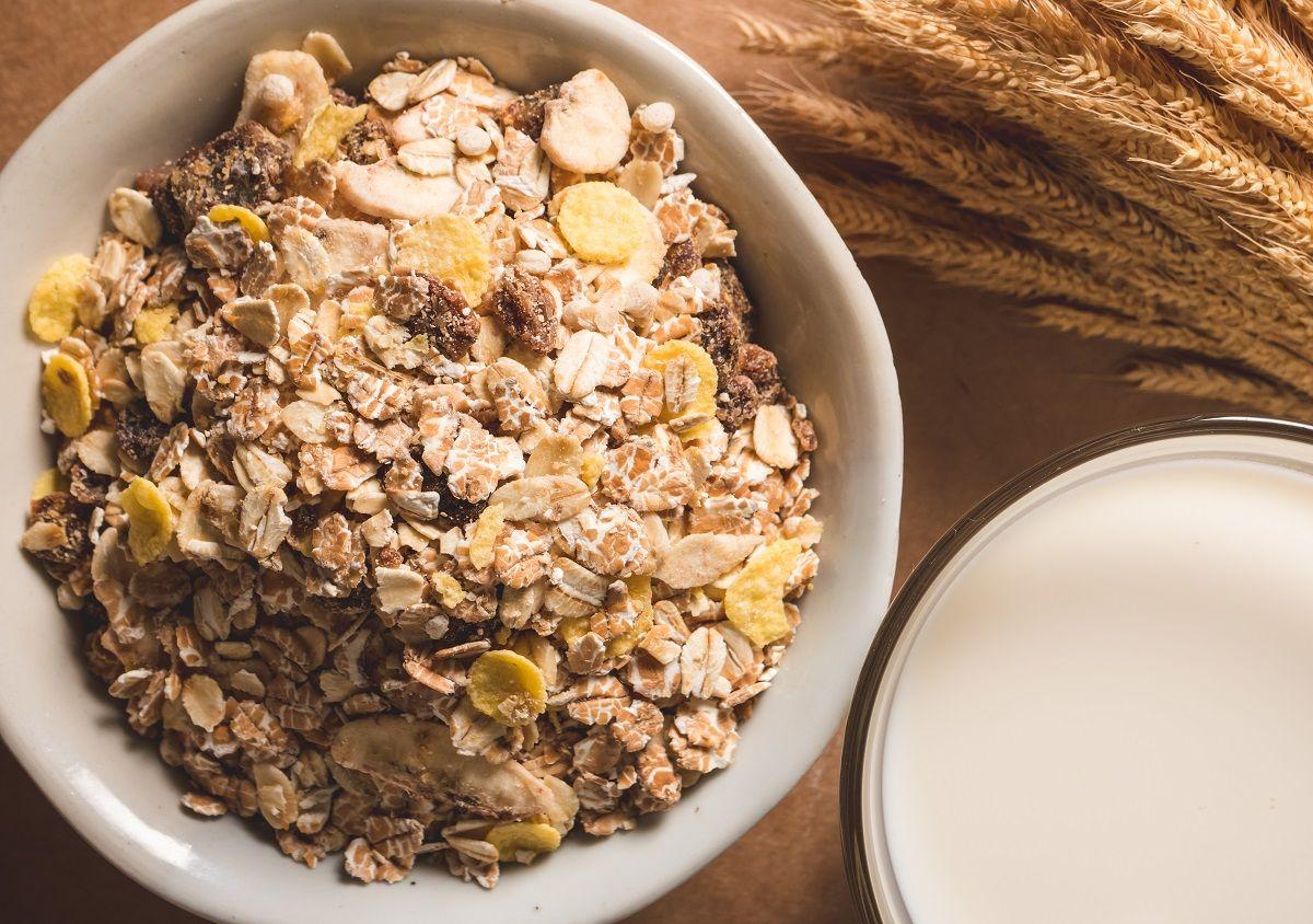 Cereales integrales para una alimentación saludable