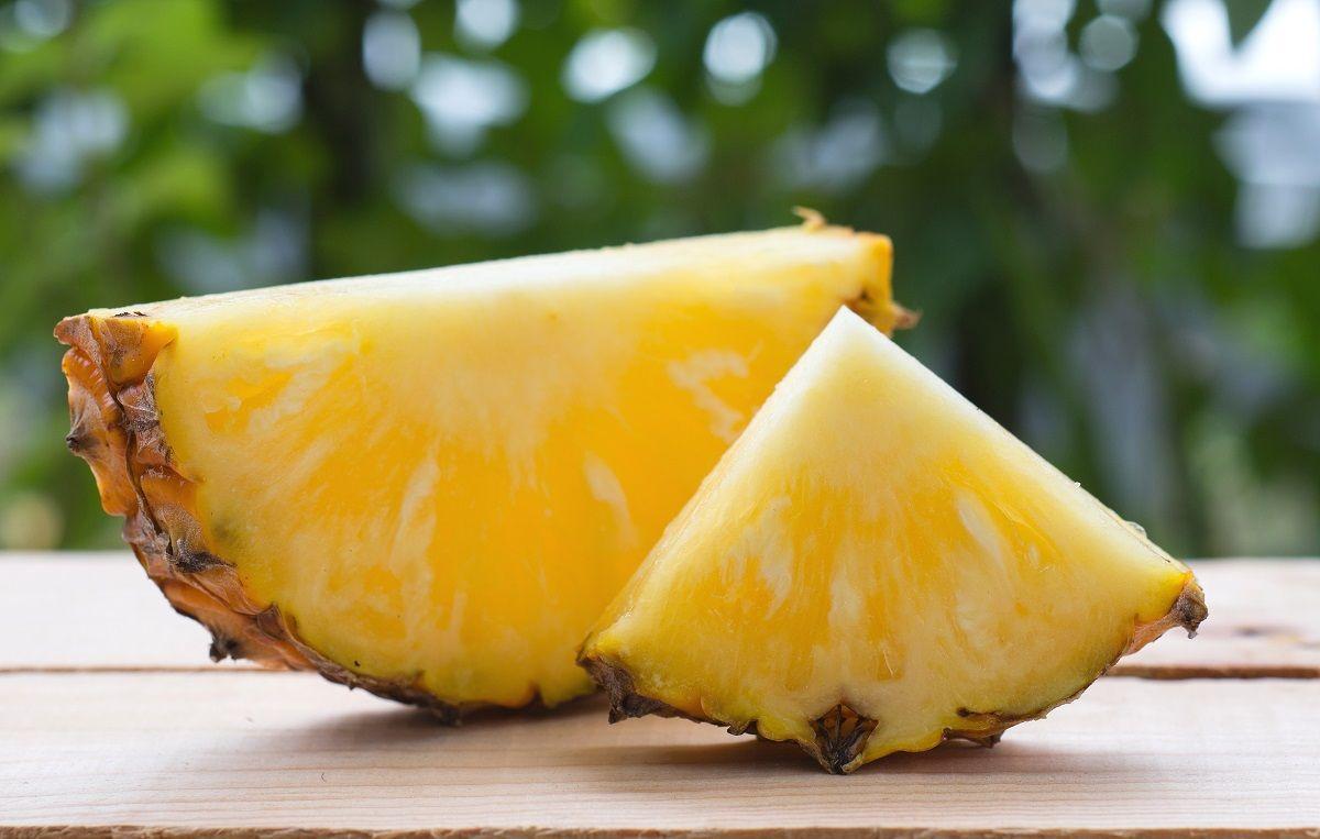 Piña: propiedades y beneficios de esta fruta tropical