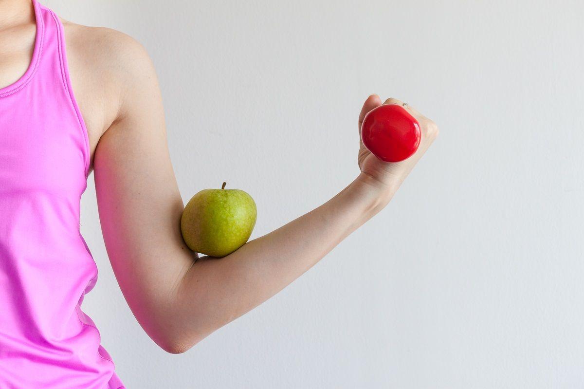 Así puedes subir de peso de forma saludable