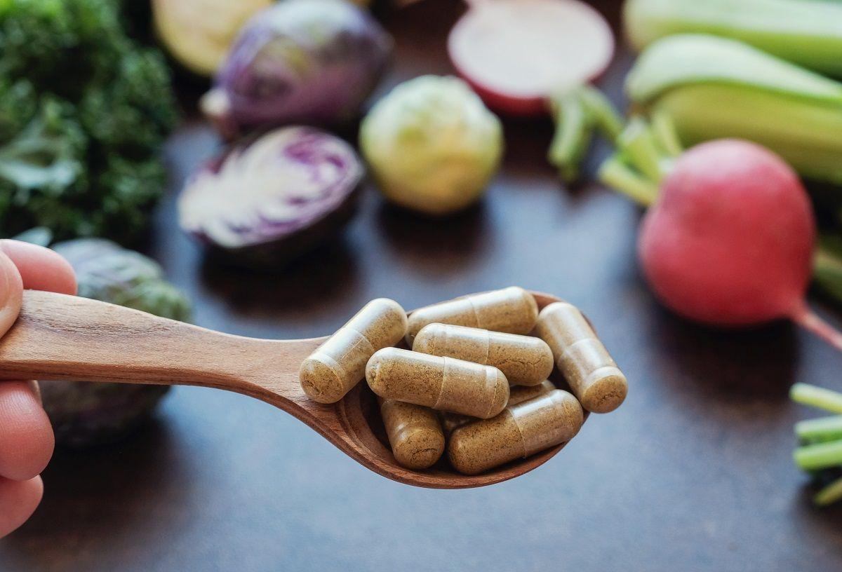 ¿Los suplementos pueden reemplazar los alimentos?