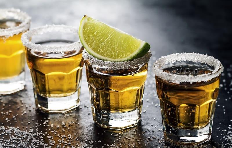 copas tequila