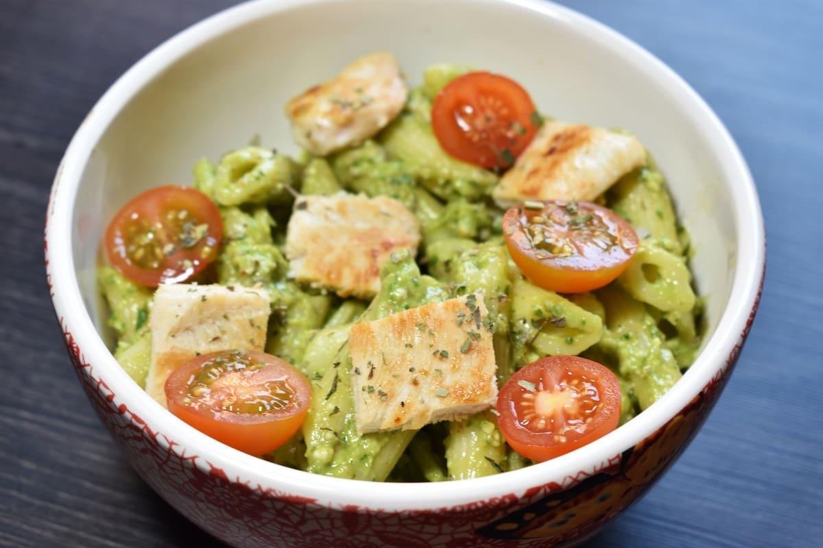Pesto de aguacate: una alternativa saludable y deliciosa