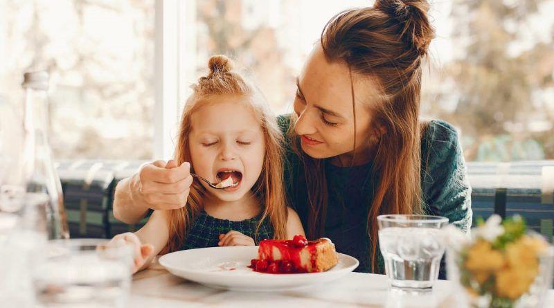 alimentación niños