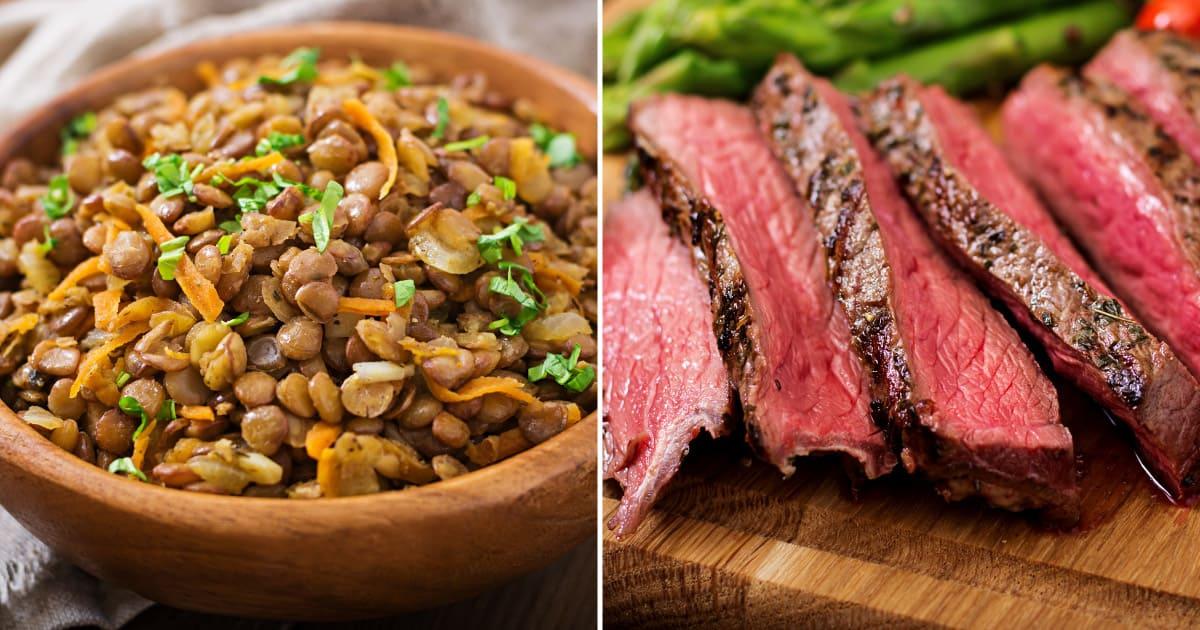 Proteína animal o vegetal: ¿cuáles son las diferencias?