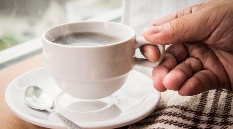 café presión arterial