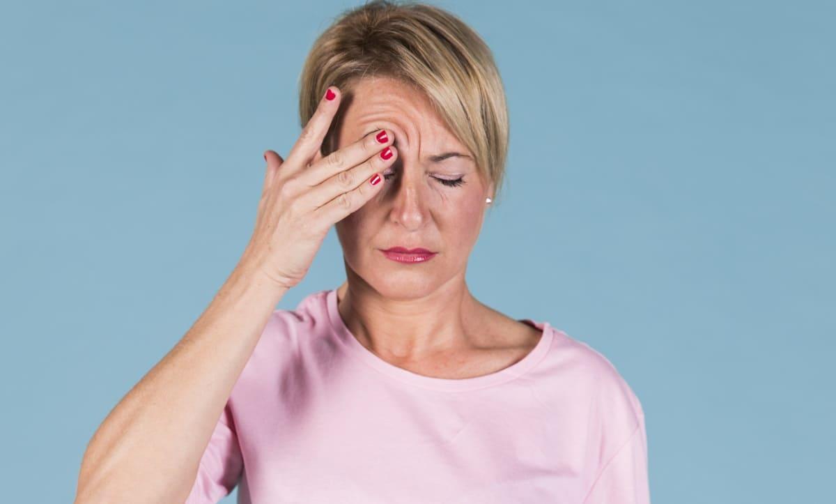 ¿Qué hacer para aliviar los calores de la menopausia?