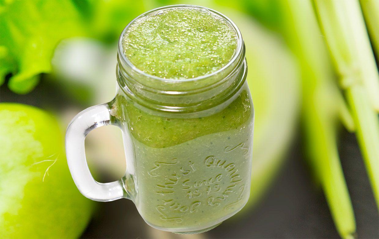 batido verde eliminar toxinas