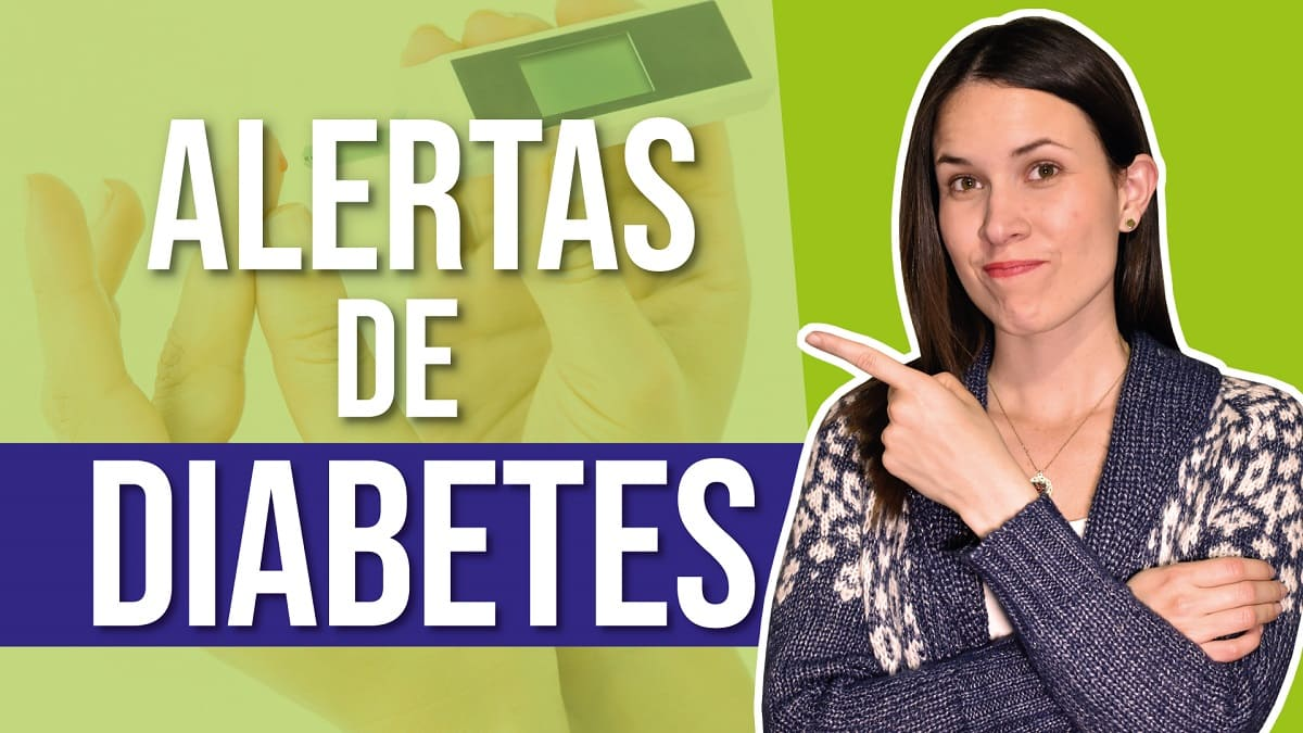 Las 6 alertas de diabetes que no debes ignorar