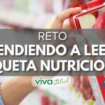 leer las etiquetas nutricionales