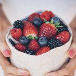 frutas bajas en carbohidratos
