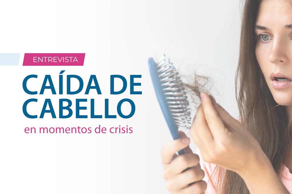 ¿Caída de cabello en cuarentena? Esta puede ser la razón