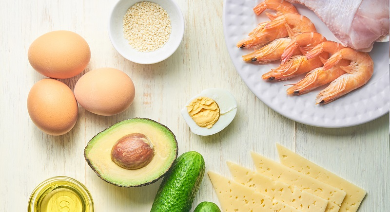 alimentos low carb