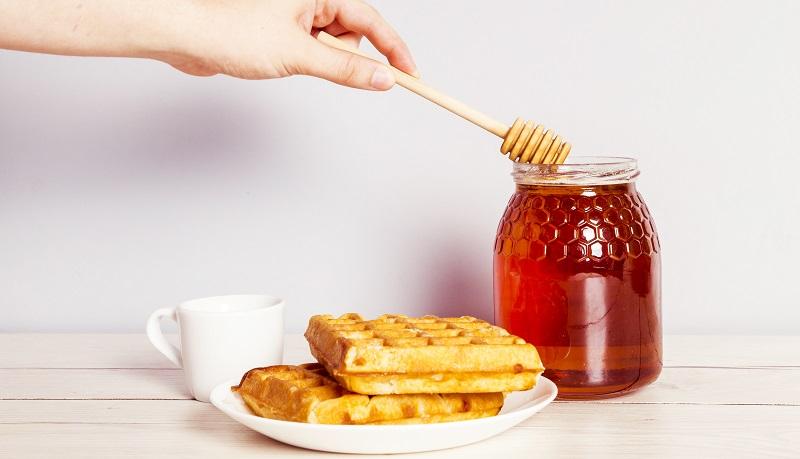 miel mejor que el azúcar