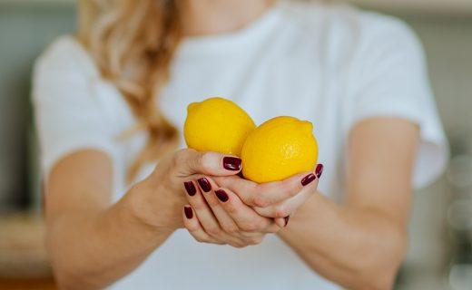 Si la vida te da limones… ¡descubre sus enormes beneficios!