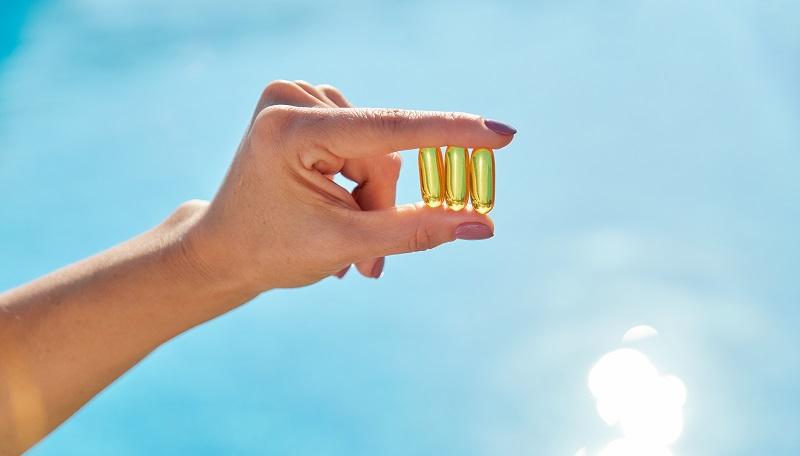 suplemento vitamina D