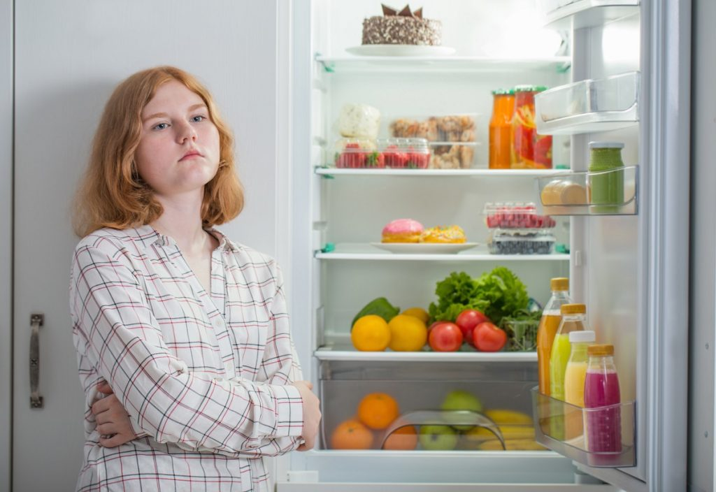 alimentos síndrome premenstrual