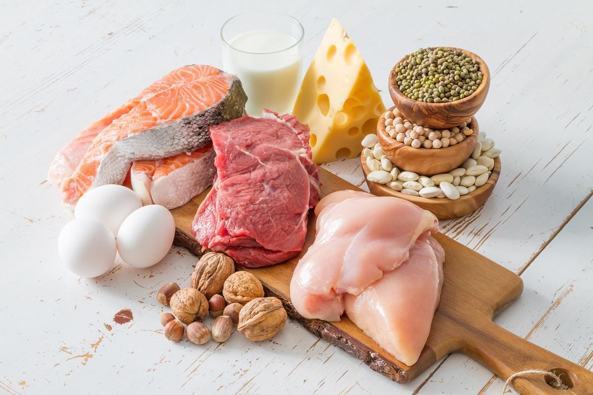 ¿Cuánta proteína necesitas consumir?