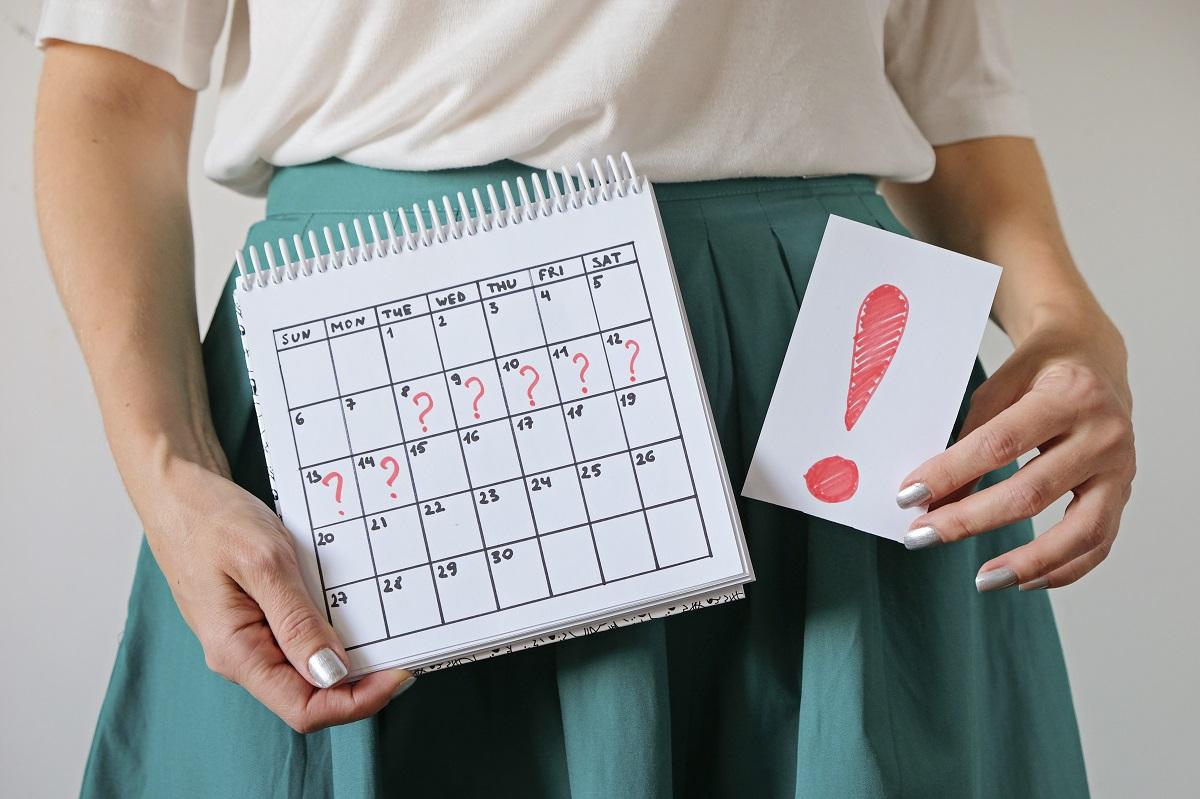 Ciclo menstrual: ¿qué es normal y qué no?
