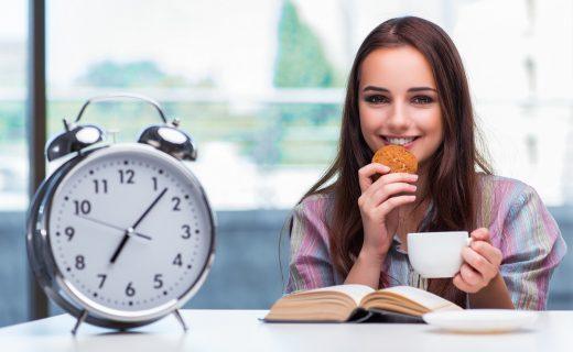 ¿Cuánto tiempo esperar entre comida y comida?