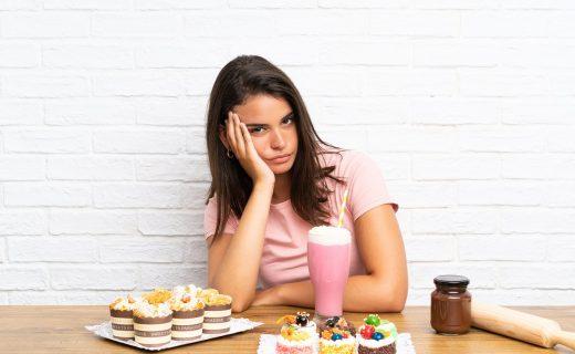 Alimentos y bebidas que pueden empeorar la depresión