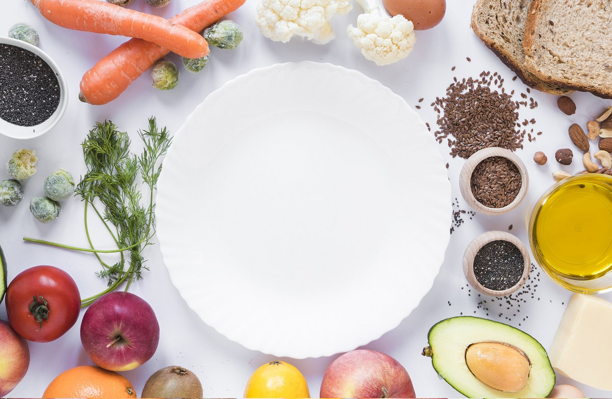 El plato para comer saludable según la Universidad de Harvard