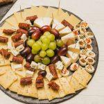 cómo preparar tabla de quesos