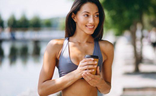 Beneficios de beber café antes de entrenar