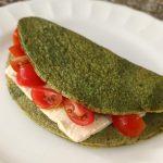omelette verde